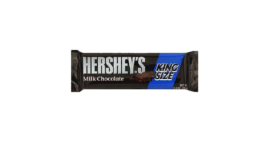 Hershey's Milk Chocolate, King Size (3 oz) from EatStreet Convenience - W Mason St in Green Bay, WI