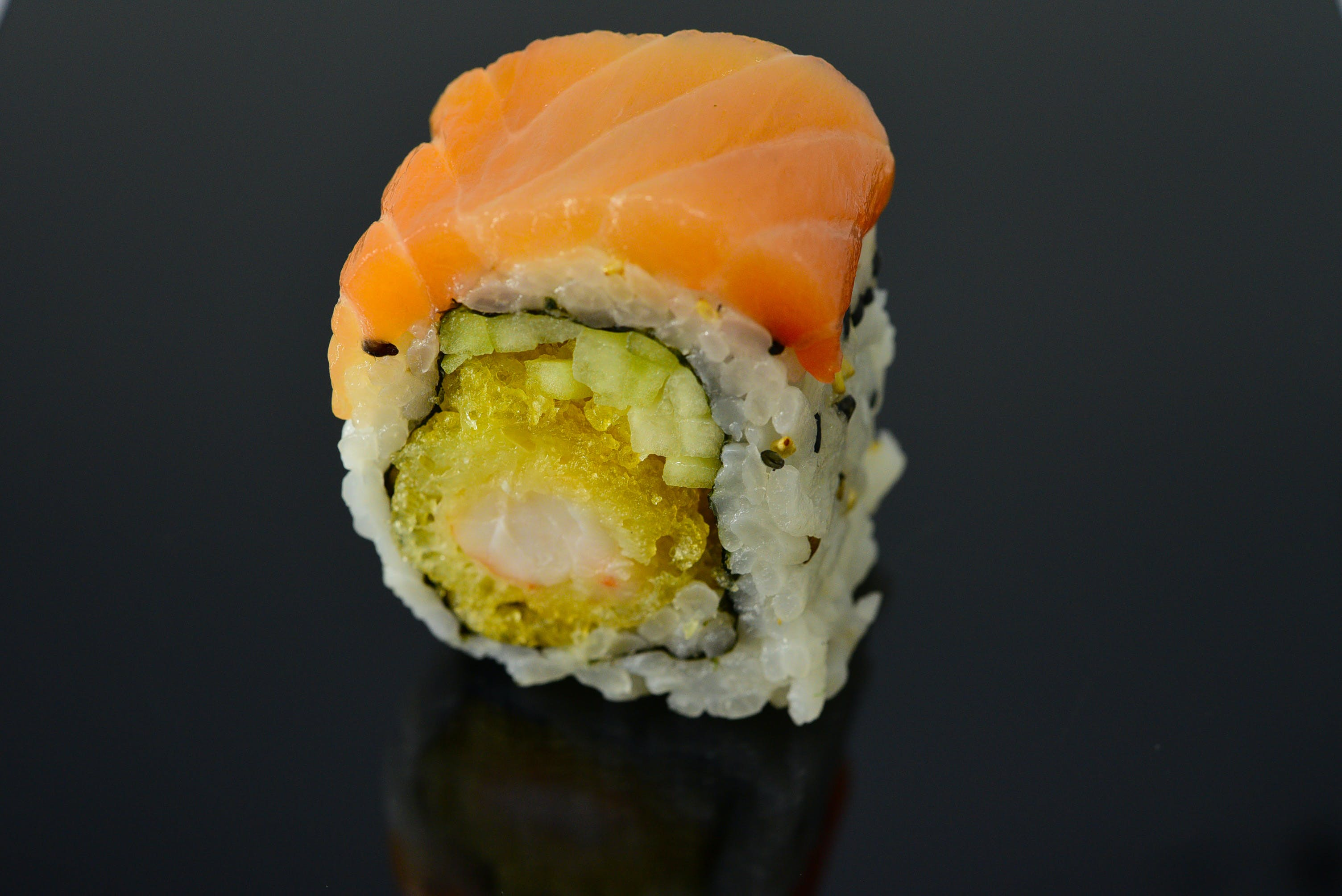 Lake City Roll from Fin Sushi in Madison, WI