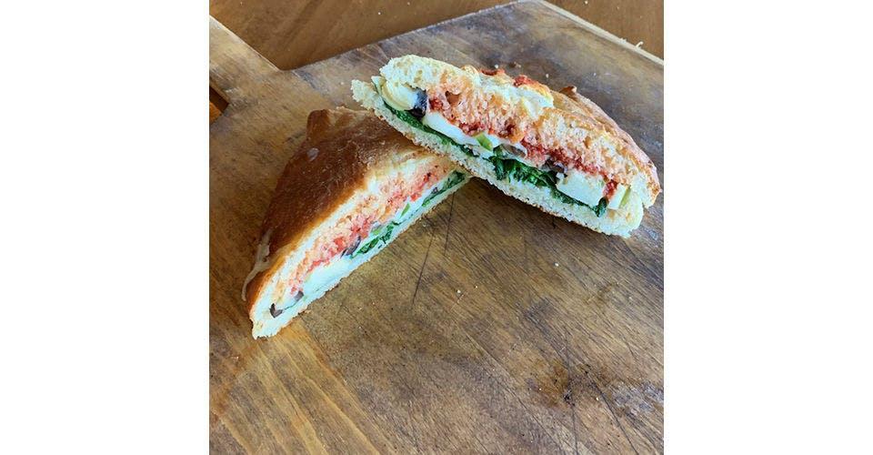 Veggie Sandwich from Papa Keno's in Lawrence, KS