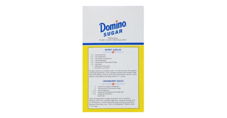 Domino Pure Cane Granulated Sugar (32 oz) from CVS - Main St in Green Bay, WI