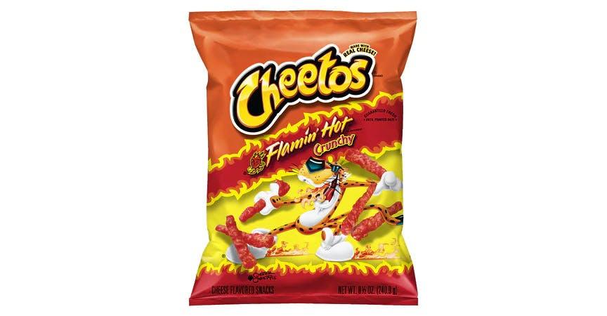 Cheetos Snacks Flamin' Hot (8 oz) from EatStreet Convenience - W Mason St in Green Bay, WI