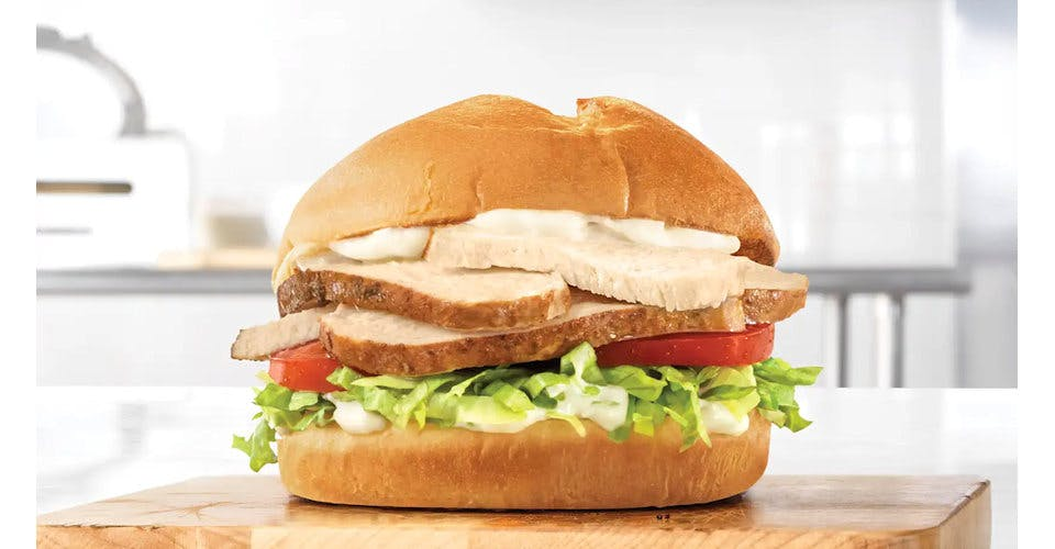 Roast Classic Chicken Sandwich from Arby's: Oshkosh S Koeller St (6329) in Oshkosh, WI
