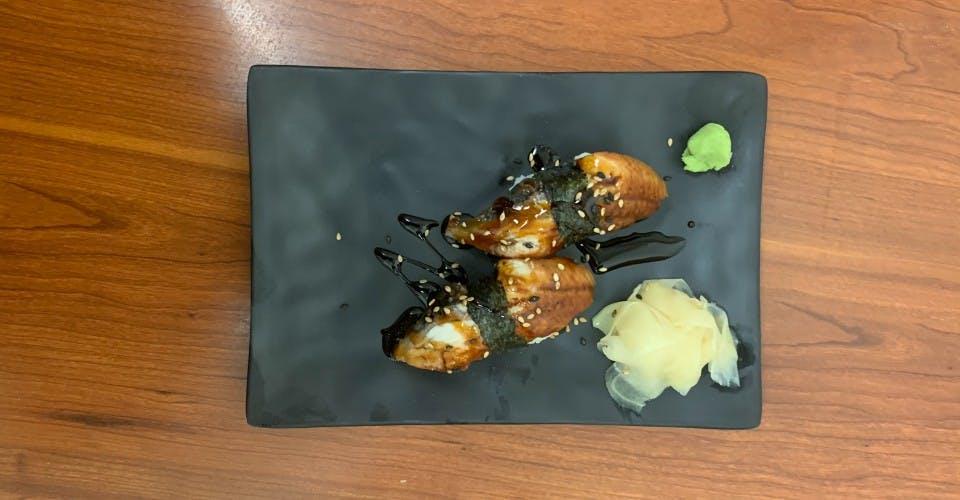 139. Unagi Nigiri Sushi (2 Pcs) from Oishi Sushi & Grill in Walnut Creek, CA