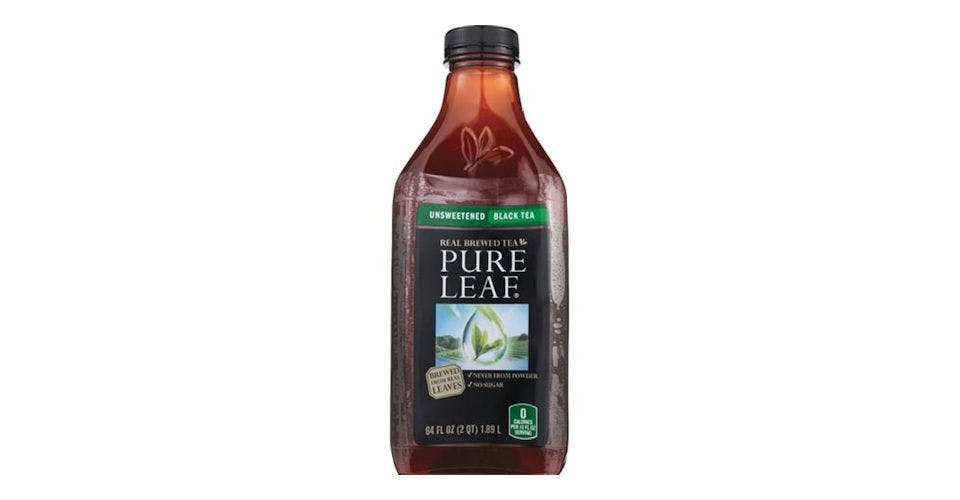 Lipton Pure Leaf Tea Unsweetened (1/2 gal) from CVS - Main St in Green Bay, WI