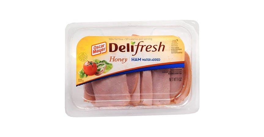 Oscar Mayer Deli Fresh Honey Ham (9 oz) from EatStreet Convenience - W Mason St in Green Bay, WI