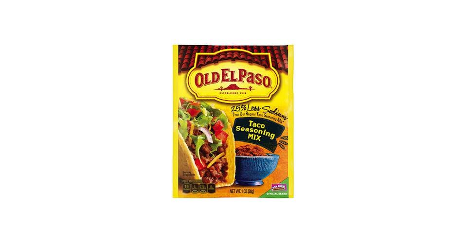 Old El Paso Taco Seasoning from Kwik Star - Cedar Falls Coneflower Pkwy in CEDAR FALLS, IA
