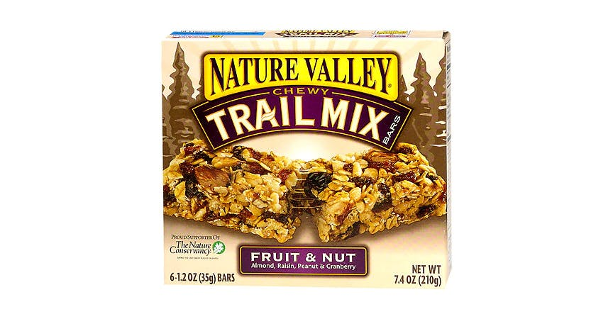 Nature Valley Chewy Trail Mix Bars (1 oz) from EatStreet Convenience - W Mason St in Green Bay, WI