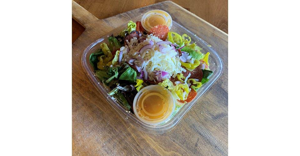 Italian Salad from Papa Keno's in Lawrence, KS