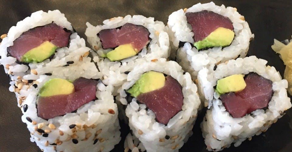 87. Hollywood Roll (6 Pcs) from Oishi Sushi & Grill in Walnut Creek, CA