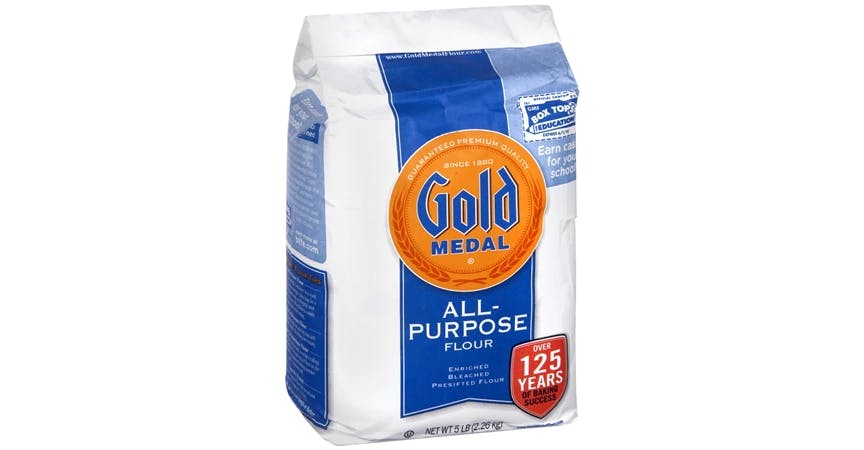 General Mills All-Purpose Flour (5 lb) from EatStreet Convenience - W Mason St in Green Bay, WI