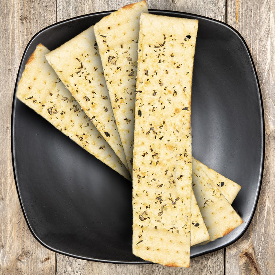 Rosemary Flatbread to Share from SPIN! Pizza - Lawrence in Lawrence, KS