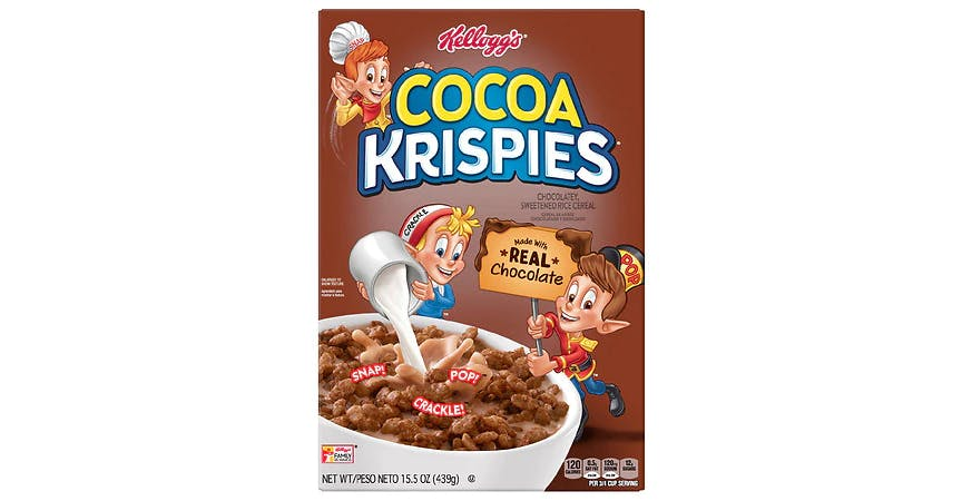 Cocoa Krispies Cereal (16 oz) from EatStreet Convenience - W Mason St in Green Bay, WI