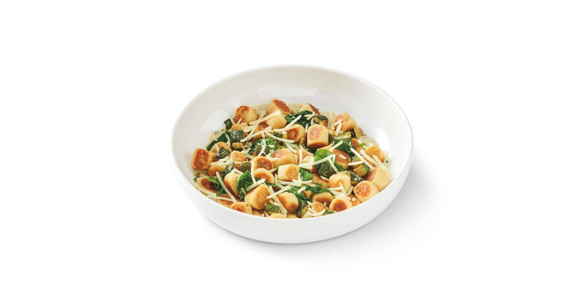 Cauliflower Gnocchi with Roasted Garlic Cream from Noodles & Company - Oshkosh in Oshkosh, WI