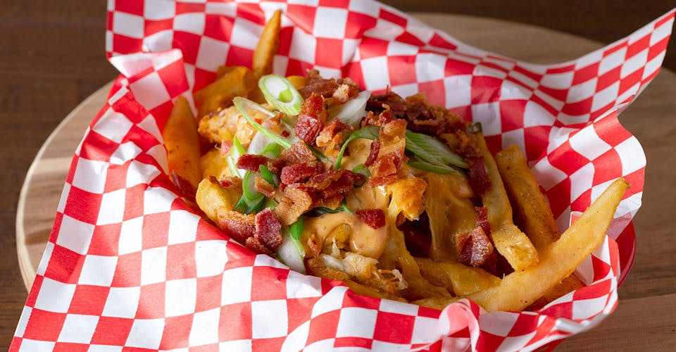 Tailgater Fries from Whoopensocker Burger & Brat Co. - Wausau in Wausau, WI