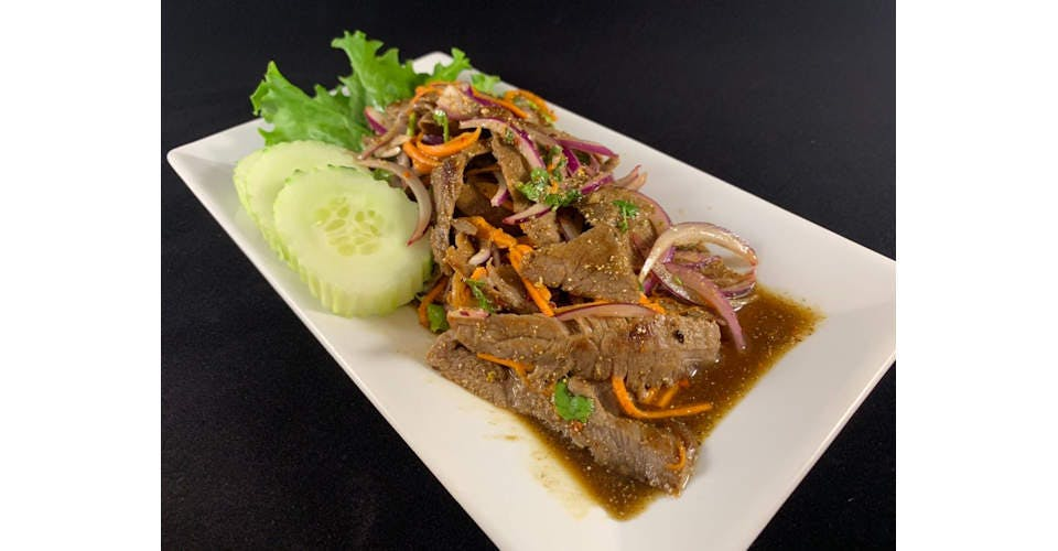 17. Crying Tiger (Dinner) from Sa-Bai Thong - University Ave in Madison, WI