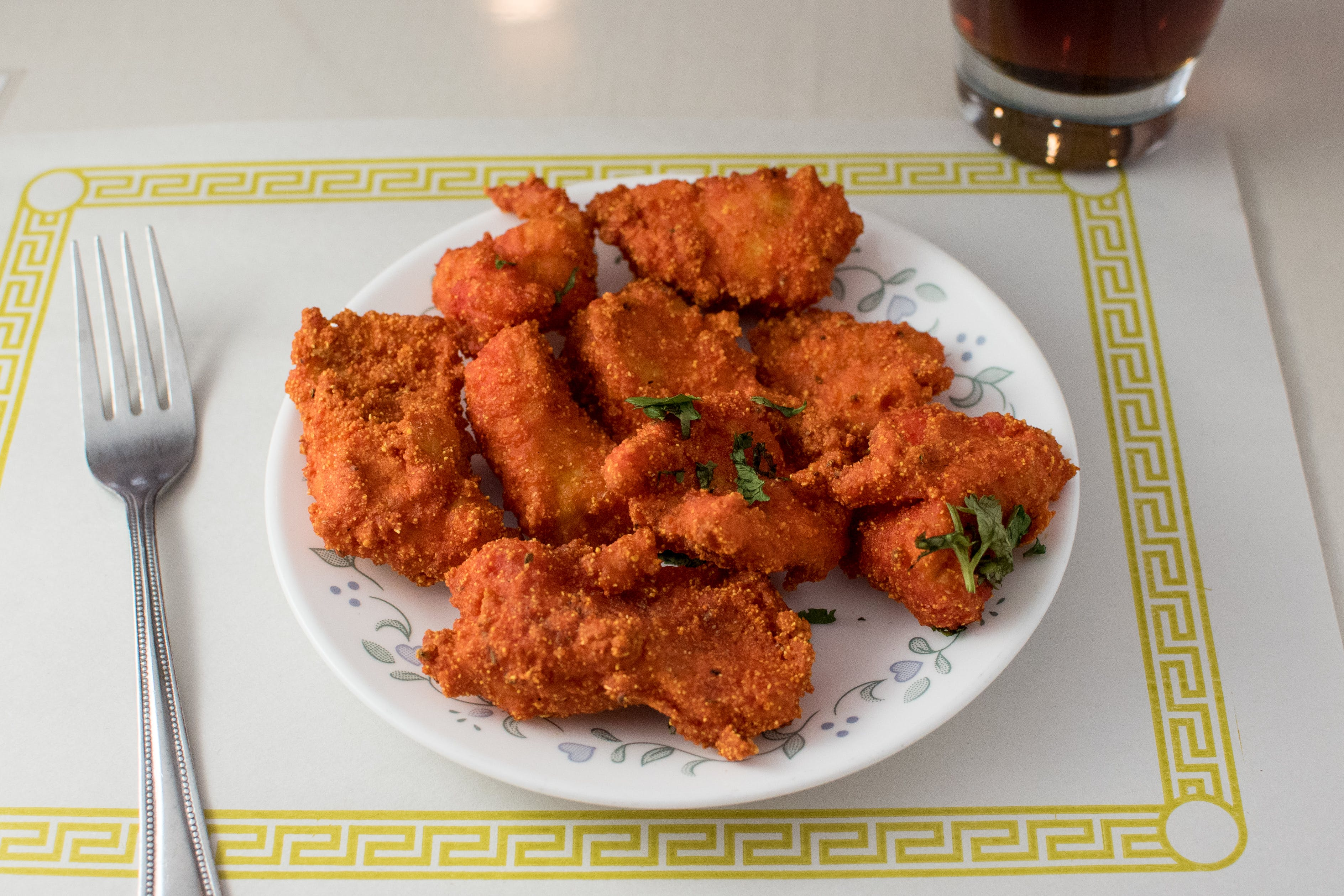 Fish Pakora (5 Pcs) from Maharani Restaurant in Madison, WI