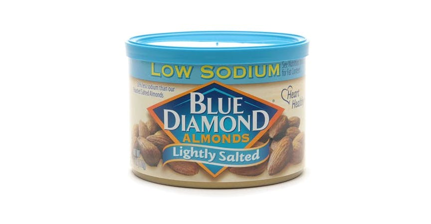 Blue Diamond Almonds Lightly Salted (6 oz) from EatStreet Convenience - SW Gage Blvd in Topeka, KS