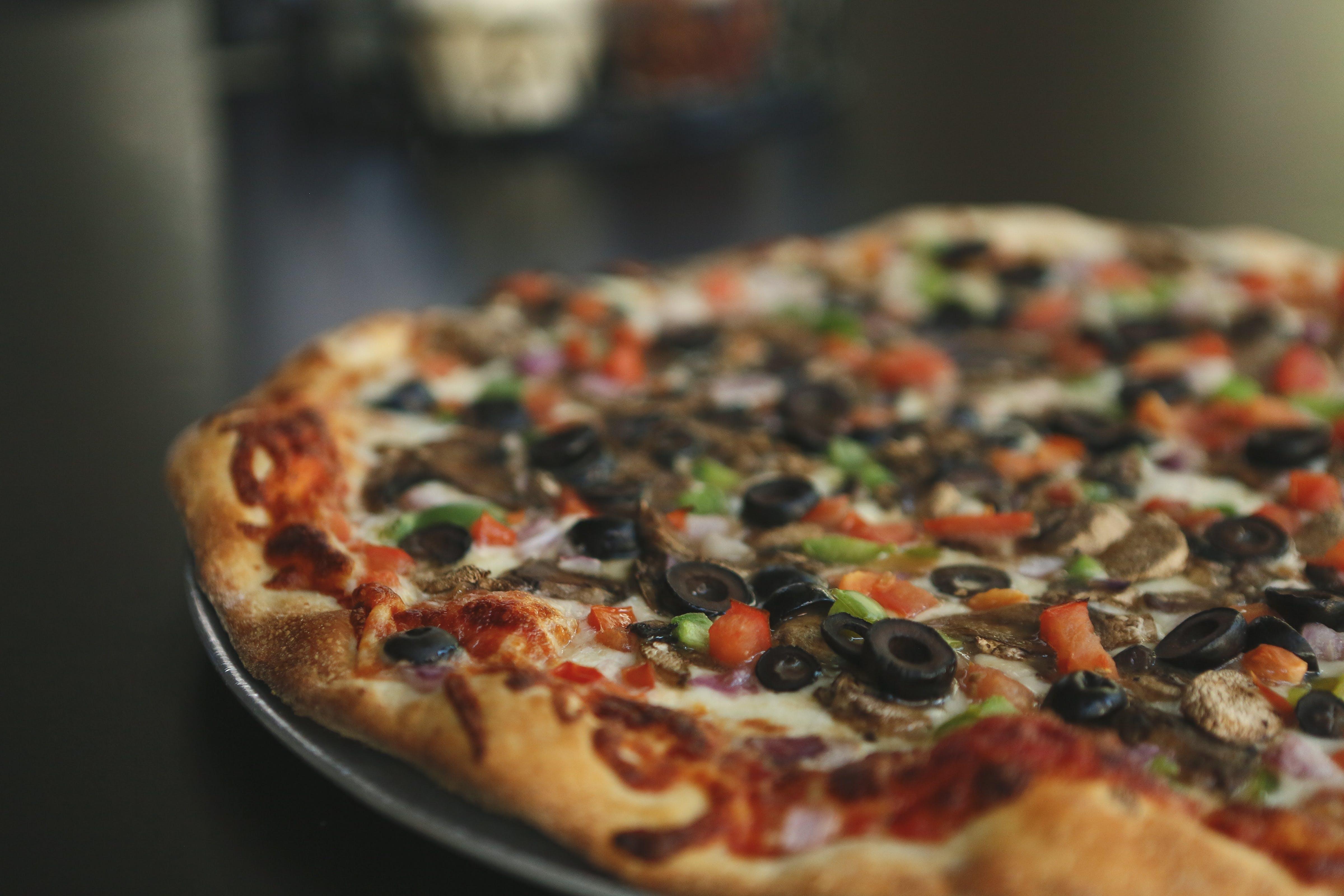The Herbivore Pizza from Falbo Bros. Pizzeria - Sun Prairie in Sun Prairie, WI