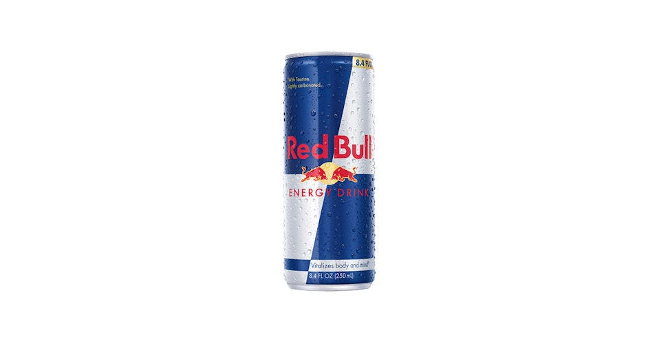 Red Bull, 8.4 oz. from Kwik Trip - Oshkosh W 9th Ave in Oshkosh, WI