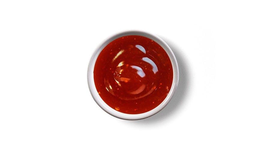 Mango Habanero Sauce from Buffalo Wild Wings - Manitowoc in Manitowoc, WI