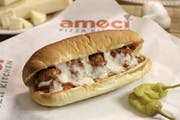 Meatball Sandwich from Ameci Pizza & Pasta - Irvine in Irvine, CA