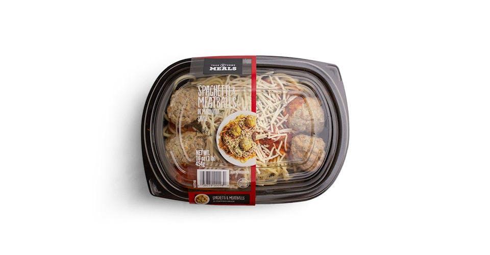 Take Home Meal: Spaghetti & Meatballs from Kwik Trip - Oshkosh W 9th Ave in Oshkosh, WI