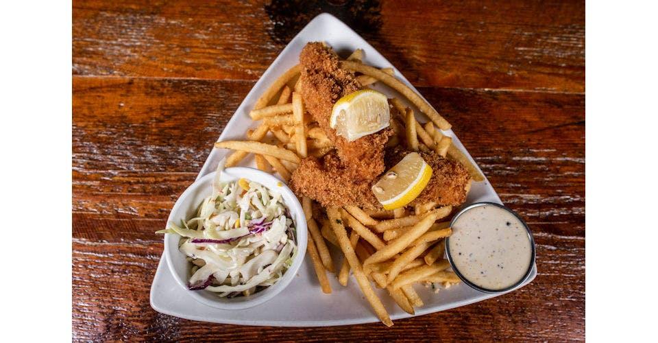 Fish & Chips from Tallgrass Taphouse in Manhattan, KS