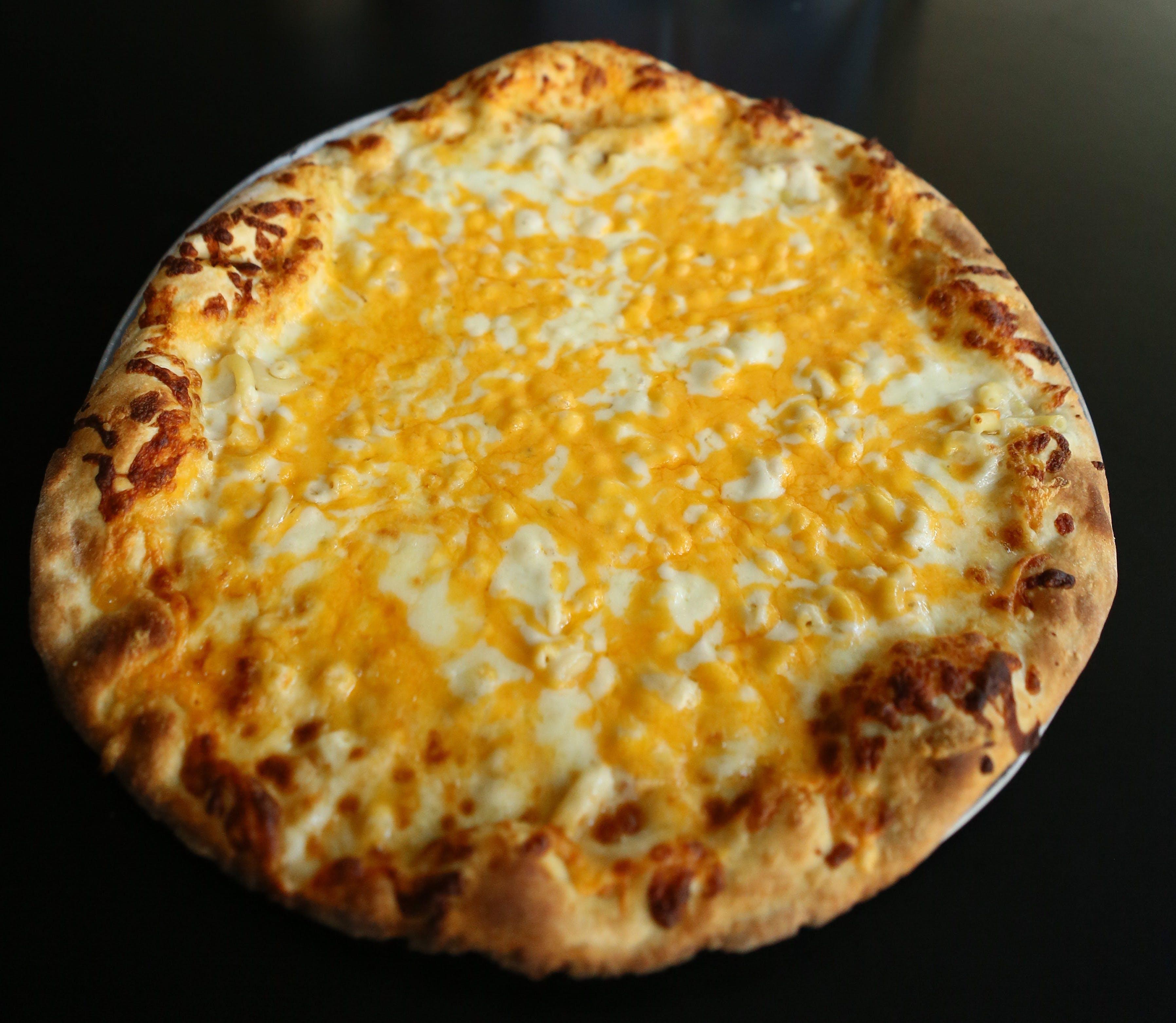 Mac N Cheese Pizza from Falbo Bros. Pizzeria - Sun Prairie in Sun Prairie, WI