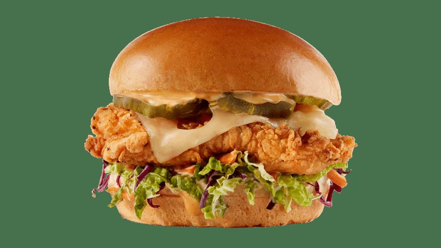 Southern Fried Chicken Sandwich from Buffalo Wild Wings - Manitowoc in Manitowoc, WI