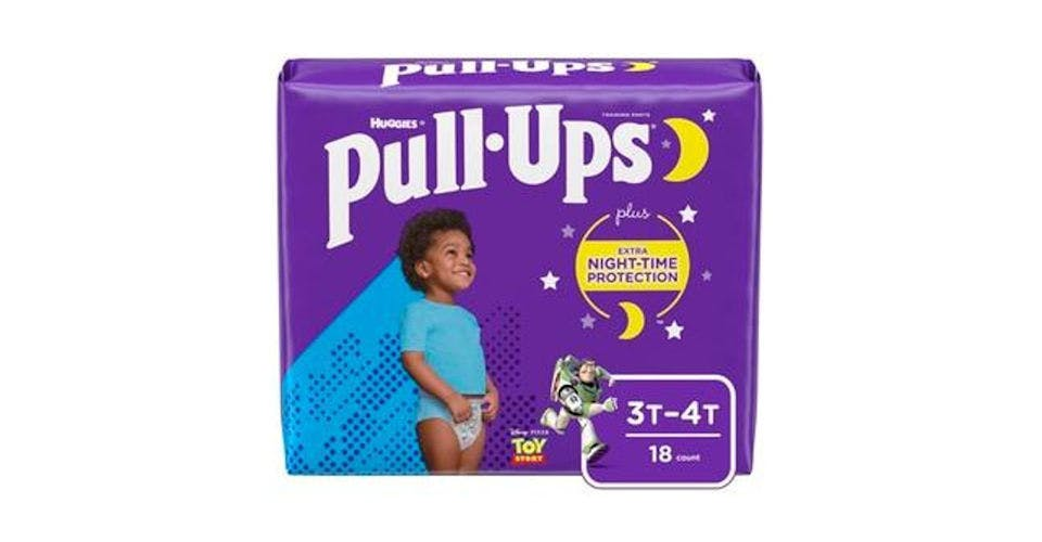 Pull-Ups Learning Designs Boys' Training Pants 3T-4T (20 ct) from CVS - Main St in Green Bay, WI