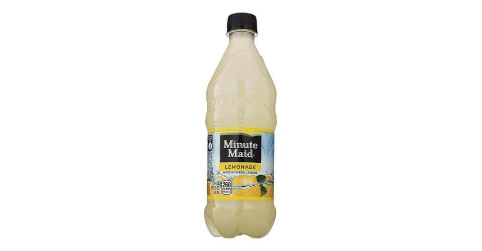 Minute Maid Lemonade (Single Bottle) (20 oz) from CVS - Main St in Green Bay, WI