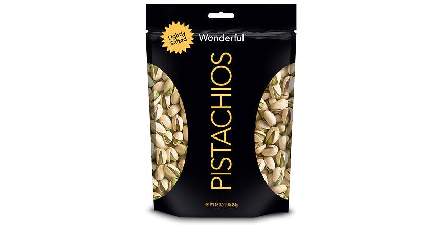 Wonderful No Shell Pistachios Roasted & Salted (6 oz) from EatStreet Convenience - W Mason St in Green Bay, WI