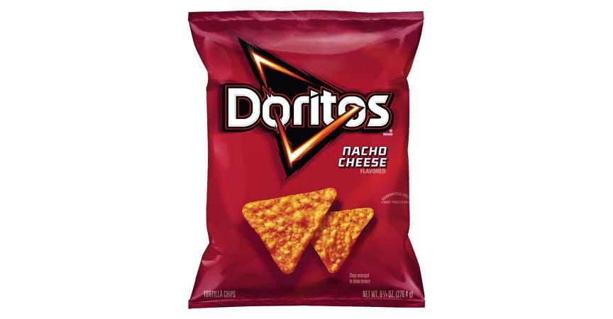Doritos Chips Nacho (10 oz) from EatStreet Convenience - W Mason St in Green Bay, WI