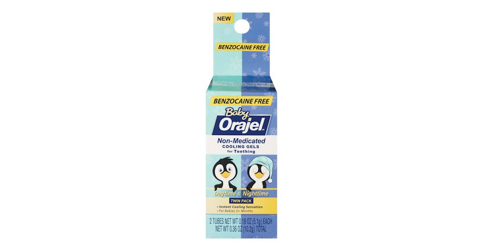 Baby Orajel Non-Medicated Cooling Gel (0.36 oz) from CVS - Main St in Green Bay, WI