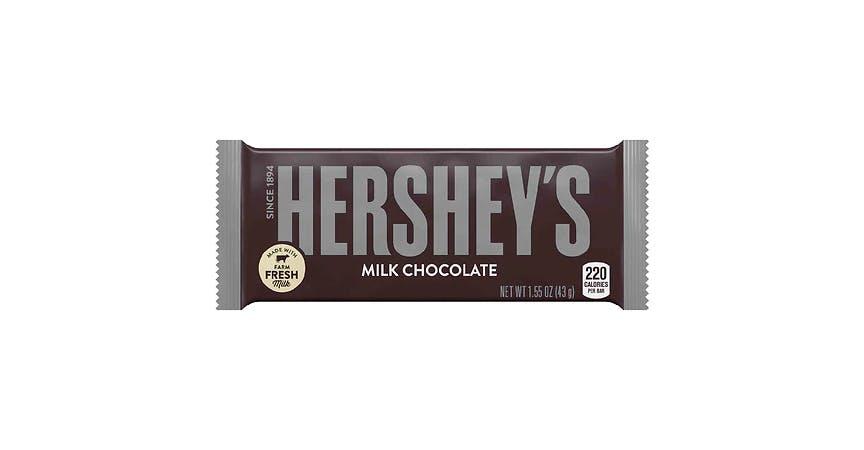 Hershey's Milk Chocolate Bar (2 oz) from EatStreet Convenience - W Mason St in Green Bay, WI