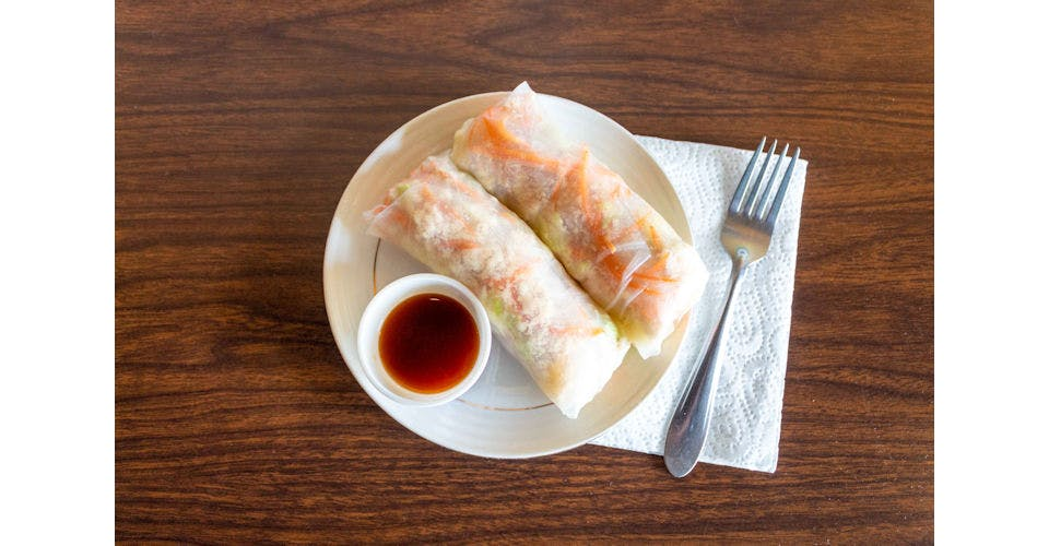 Spring Roll's (1) from Narin's Thai Kitchen in Green Bay, WI