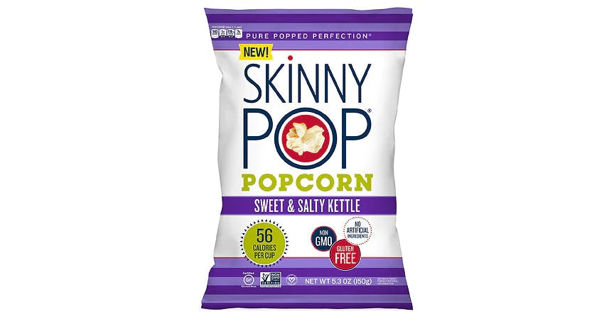 Skinny Pop Popcorn Sweet & Salty (5 oz) from EatStreet Convenience - W Mason St in Green Bay, WI