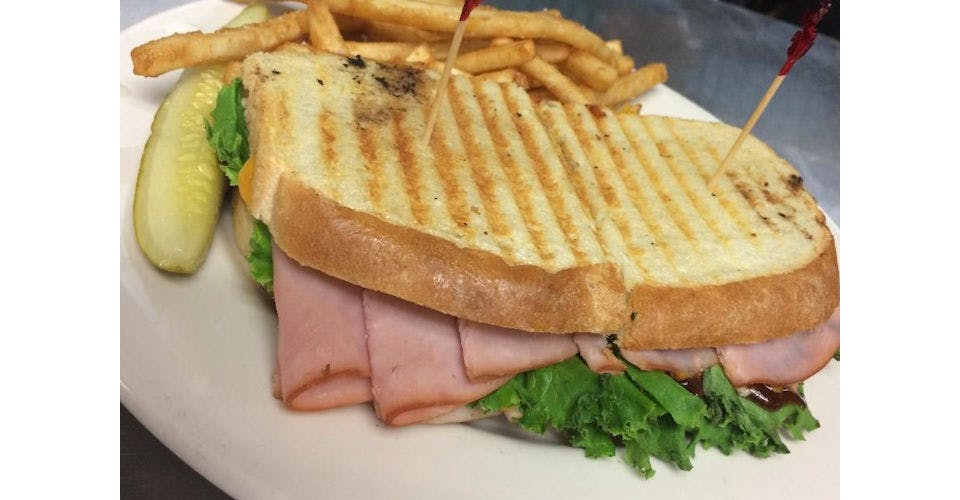 Club Panini from Grazies Italian Grill in Stevens Point, WI