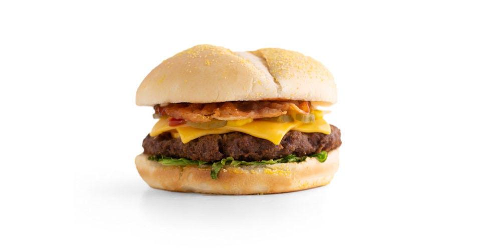 Cheeseburgers: Angus Bacon Cheeseburger from Kwik Trip - Oshkosh W 9th Ave in Oshkosh, WI