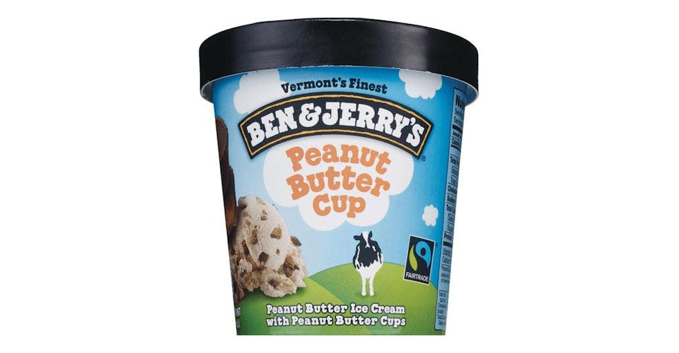Ben & Jerry's Peanut Butter Cup (1 pint) from CVS - Main St in Green Bay, WI