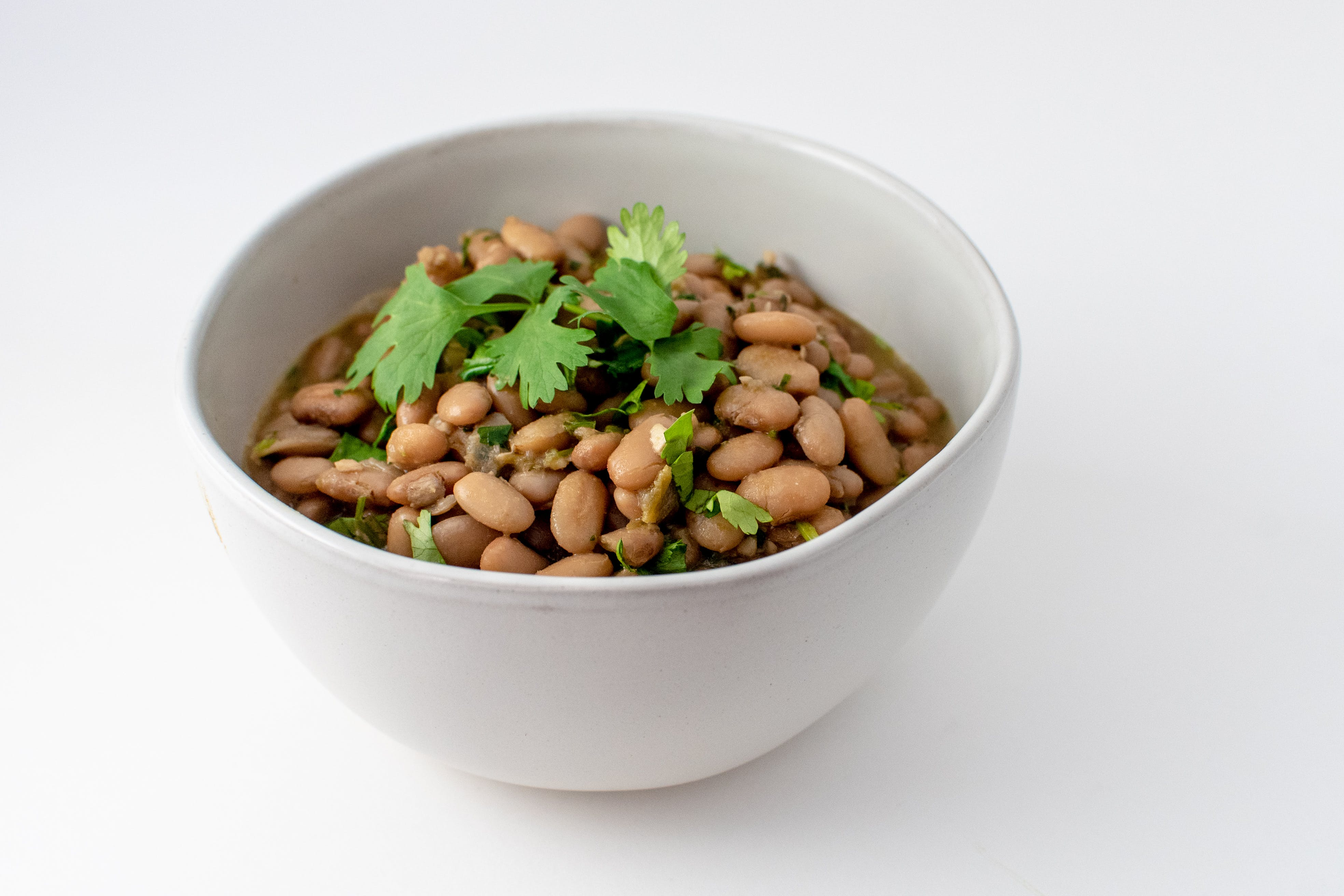 Slow Stewed Pinto Beans from Taco Royale - Center Ave in Janesville, WI