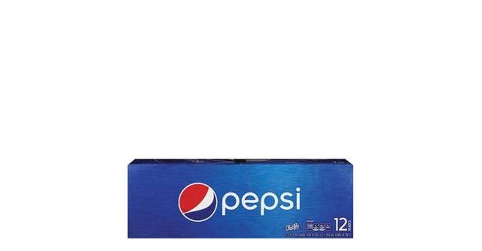 Pepsi Can 12 Pack (12 oz) from CVS - Main St in Green Bay, WI