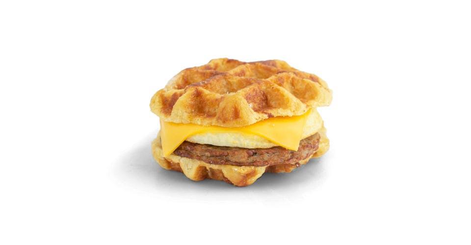 Waffle Breakfast Sandwich from Kwik Trip - Oshkosh W 9th Ave in Oshkosh, WI