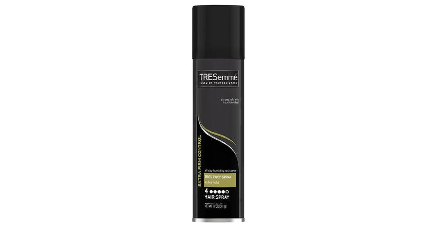 TRESemme Tres Two Hair Spray Extra Hold Extra Hold (11 oz) from EatStreet Convenience - SW Wanamaker Rd in Topeka, KS