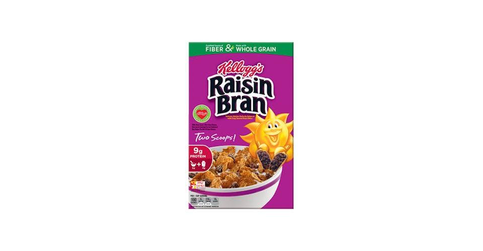 Kelloggs Raisin Bran 16.6OZ from Kwik Trip - Eau Claire Water St in EAU CLAIRE, WI