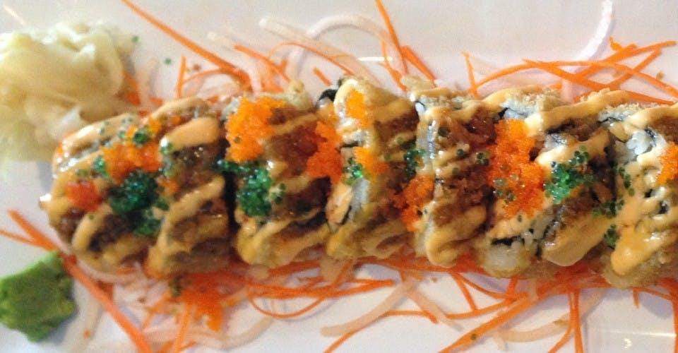 98. S.F Roll (8 Pcs) from Oishi Sushi & Grill in Walnut Creek, CA