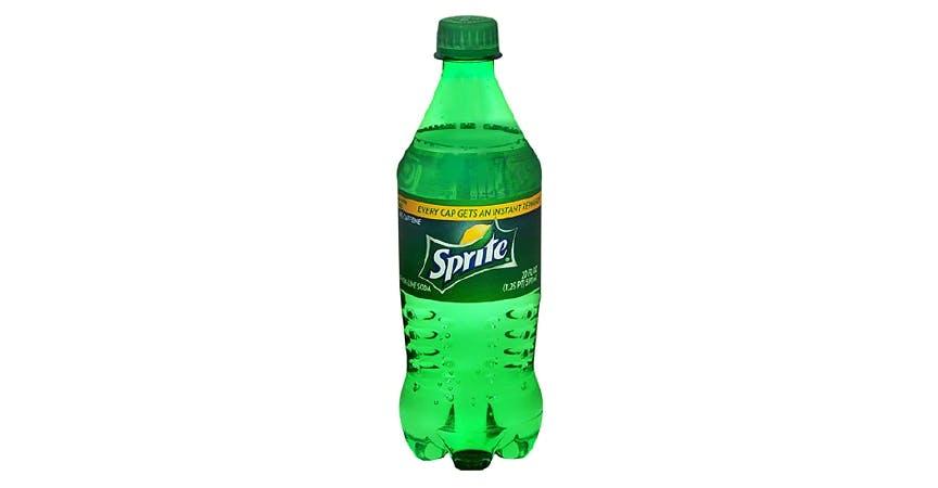 Sprite Soda Lemon Lime (20 oz) from EatStreet Convenience - W Mason St in Green Bay, WI