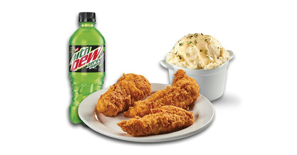 3 Piece Chicken Tender Meal from Kitchen Cravings Fried Chicken - Appleton in Appleton, WI