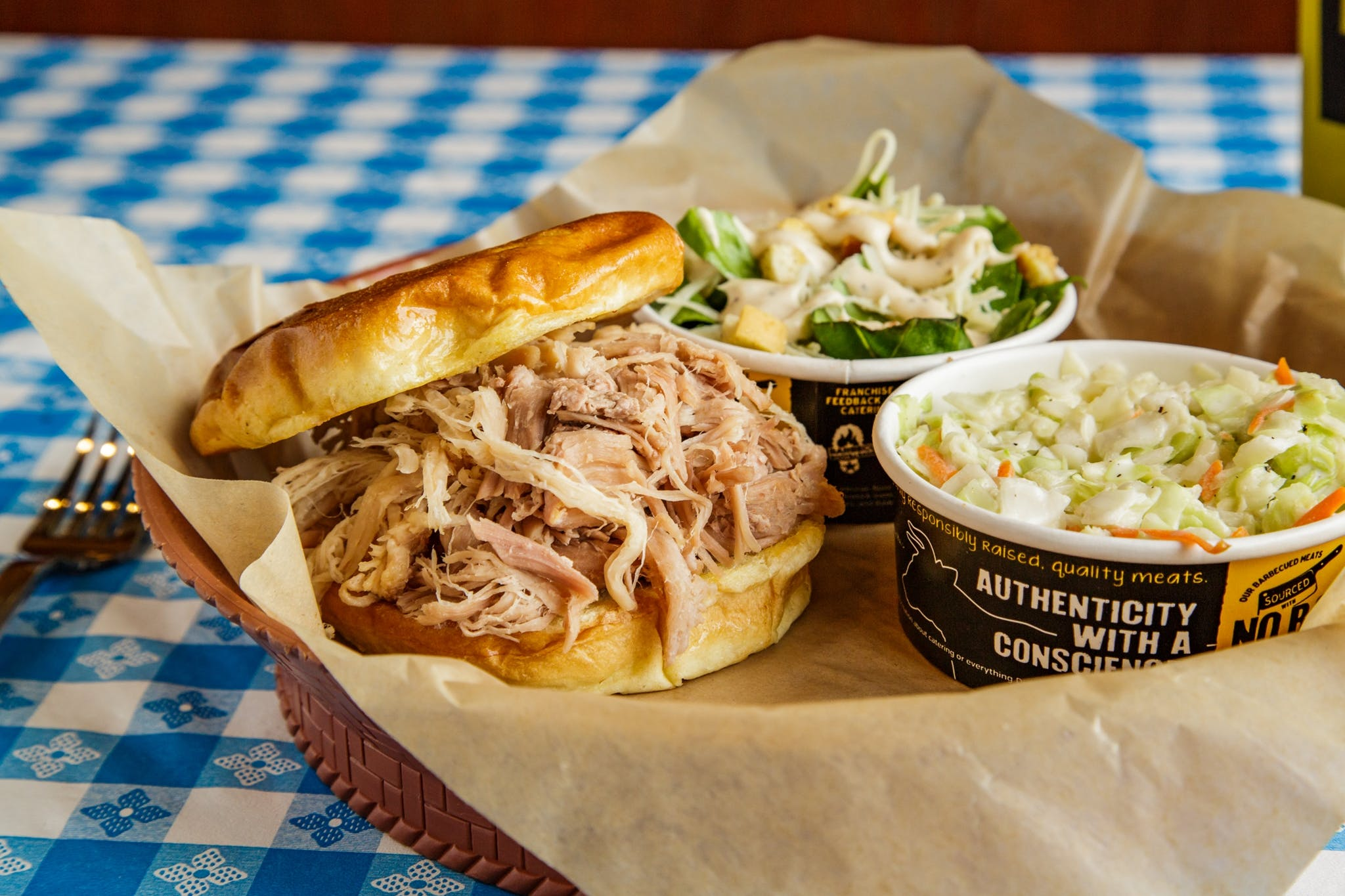 Classic Sandwich from Dickey?s Barbecue Pit - San Marcos in San Marcos, CA