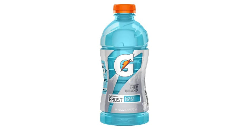 Gatorade Frost Thirst Quencher Glacier Freeze (28 oz) from EatStreet Convenience - W Mason St in Green Bay, WI